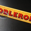 Toblerone Swiss Milk Chocolate with Honey and Almond Nougat bar snack candy sweets ladies kid