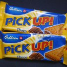 Bahlsen Pick Up Chocolate with butter biscuits 2 Packs x 28g