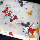 "Disney Mickey Mouse Polyster Table Cloth Square 52 x 52 "" home"