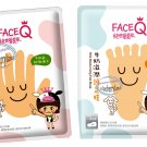 Face Q Milk Moisturizing HAND & FOOT Mask Skin care beauty ladies