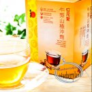 Wai Yuen Tong Arctium Lappa Fructus Crataegi Granules Tea 10 sachets instant drink home