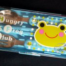 FROG Cutlery set Fork Spoon Chopstick case sets bento lunchbox accessories