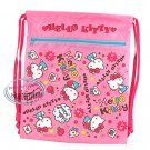 Sanrio HELLO KITTY Backpack BAG Beach Swim GYM Dance borsa Pink Q4