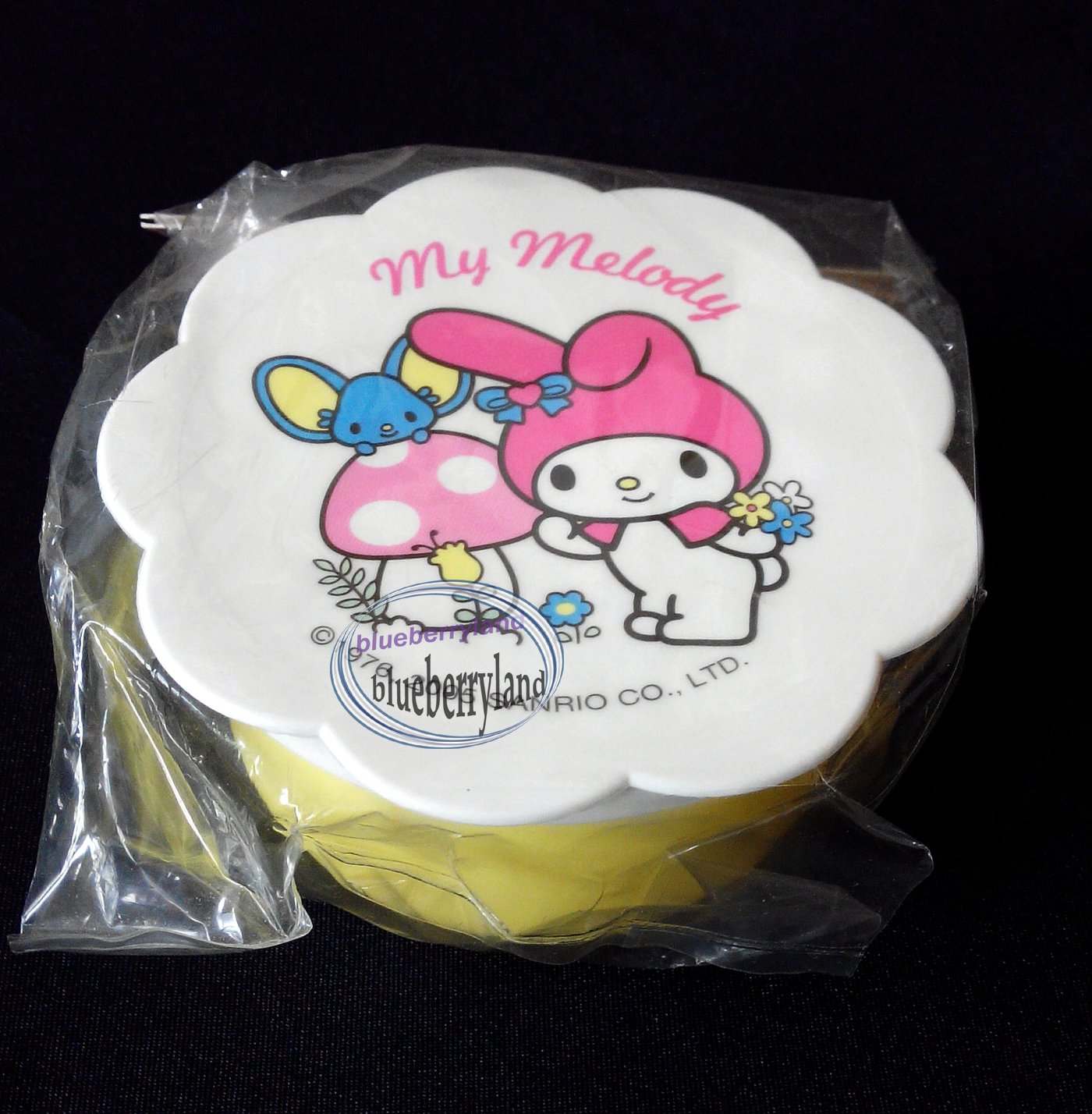 Sanrio My Melody Snack Box Food Container Case BABY snacks kids