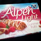 Alpen Light Bars Mixed Cereal Bar SUMMER FRUITS flavor