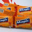 Jack 'n Jill Cheese flavor Crackers Magic Flakes snack ladies kids
