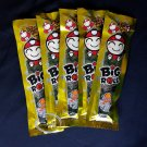 Japanese Style Tao Kae Noi Grilled Seaweed Roll Snack 8 pcs SPICY Grill Squid Flavor kid snack