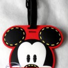 Disney Mickey Mouse 3D Luggage BAG Name Tag holder Travel school
