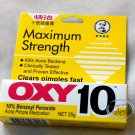 OXY 10 Acne Medication Face Clear Pimple Treatment  25g Regular Strength