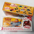 Zaini Disney Planes Chocolate Surprise 3 Eggs With Toy Figure Inside