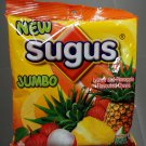 Sugus Jumbo Lychee & Pineapple Flavoured Chewy Candy 105g sweets candies kid snack