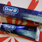 Oral-B 3D WHITE Dual Action White Teeth Whitening Strong Mint Toothpaste 120g