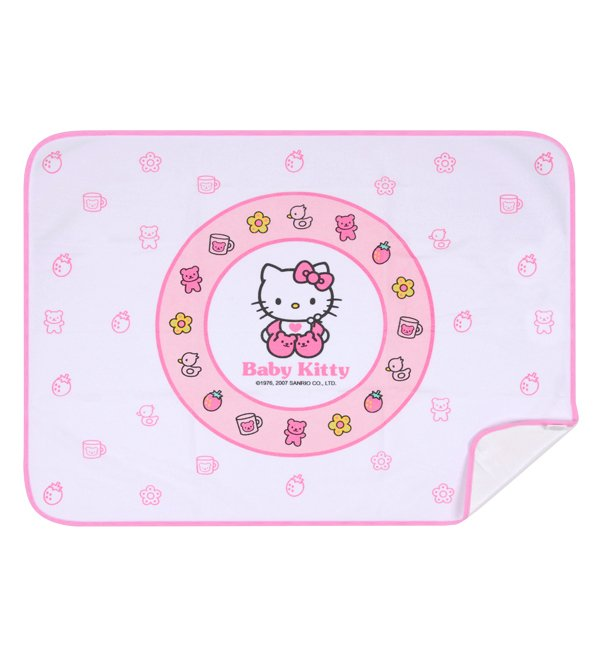 Sanrio Hello Kitty Baby Kids Waterproof PTU Diaper Changing Mat