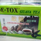 De-Tox Guava Tea 2.7g X 90 tea bags Detox and Stabilize Blood Sugar Healthy