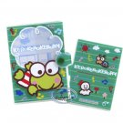 Sanrio Kerokerokeroppi Passport Holder cover travel accessories R15 Frog