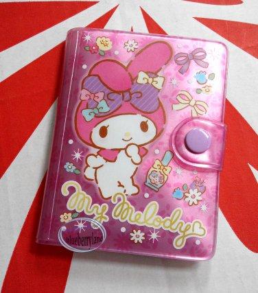 Sanrio My Melody ID Credit Card Organizer holder bag Q15 ladies