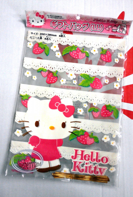 Sanrio hello kitty gift bag bags sac de cadeau