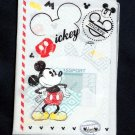 Disney Mickey Mouse Passport ID Holder cover travel doc case Q5