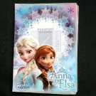 Disney Frozen Passport ID Holder cover travel doc case Q5