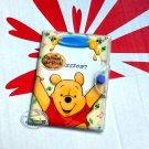 Disney Winnie the Pooh Passport Holder cover travel accessories Girls Q5