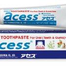 Japan Sato Acess Herbal Toothpaste Gingivitis & Pyorrhea