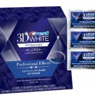 Crest 3D WHITE Whitestrips LUXE Professional Effects Teeth Whitening Power 40 Strip 20 Pouch
