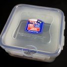 Lock & Lock Plastic FOOD STORAGE SANDWICH Square CONTAINER LUNCHBOX BPA FREE 600ML / 20OZ