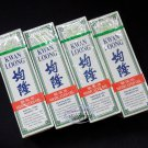4 X KWAN LOONG Medicated Oil Pain Relief 57ML