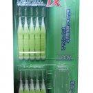Dent-Inn IX interdental brush 15 pcs with 3 S (1.0 mm) Oral Care