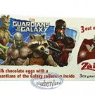 Zaini Marvel Guardians of the Galaxy Chocolate Surprise 3 Eggs With Toy Figure Inside