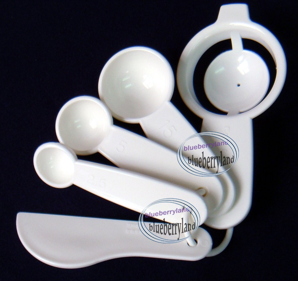 Japan Egg Separator and Measuring Spoons Set kitchen 5p