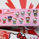 Zaini HELLO KITTY Chocolate Surprise 3 Eggs With Toy Figure Inside choco ladies kid
