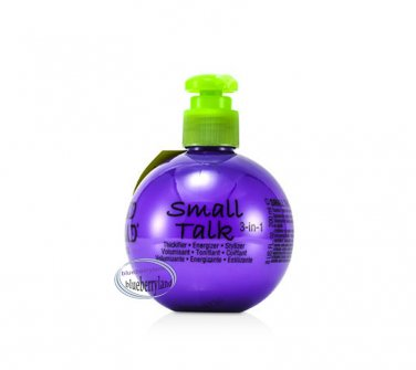 Tigi Bed Head Small Talk 3 in 1 Hair Thickifier 200ml Hair care styling