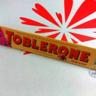 Toblerone Fruit & Nut Chocolate with Raisins and Honey & Almond Nougat bar snack candy sweets