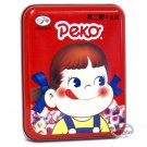Japan Fujiya Peko Caramel Milk Ball Candy in Red Tin 30g sweet candies kids