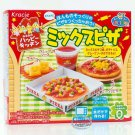 Japan Kracie PIZZA DIY Candy Kit Happy kitchen snack sweet