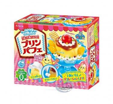 Japan Kracie Popin Cookin PUDDING PARFAIT DIY Kit Happy kitchen  candy snack sweet