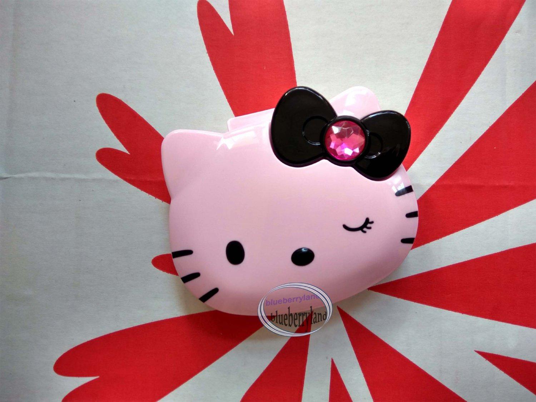 Japan Sanrio Hello Kitty False Eyelash Case Pink makeup cosmetic  tool