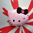 Japan Sanrio Hello Kitty False Eyelash Case Pink makeup cosmetic  tool