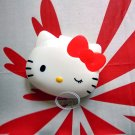 Japan Sanrio Hello Kitty False Eyelash Case White makeup cosmetic  tool