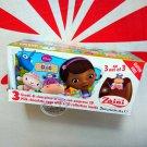 Zaini Disney DOC McStuffin Chocolate Surprise 3 Eggs With Toy Figure Inside