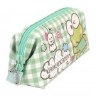 Sanrio Kerokerokeroppi PU Pouch Cosmetic Purse Make up Bag Pouch Pencil Case Bags