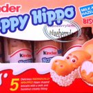 2 Boxes Ferrero Kinder Happy Hippo Milk & HAZELNUT Cream Chocolate Wafer Cookie sweet snack