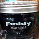 IDA Faddy Muss n Hold 150ml Super Hard Long Lasting Hair Wax Clay Restyling Abiliity