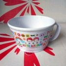 Sanrio Hello Kitty Big Bowl with handle set meal noodle soup container