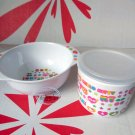 Sanrio Hello Kitty Baby Feeding Bowl & Cup with Lid Set babies kids child meal