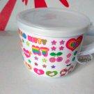 Sanrio Hello Kitty Plastic Cup MUG with Lid Set child girls kids