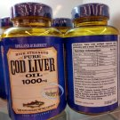 Holland & Barrett Cod Liver Oil 1000mg 120 Capsules food supplement health care