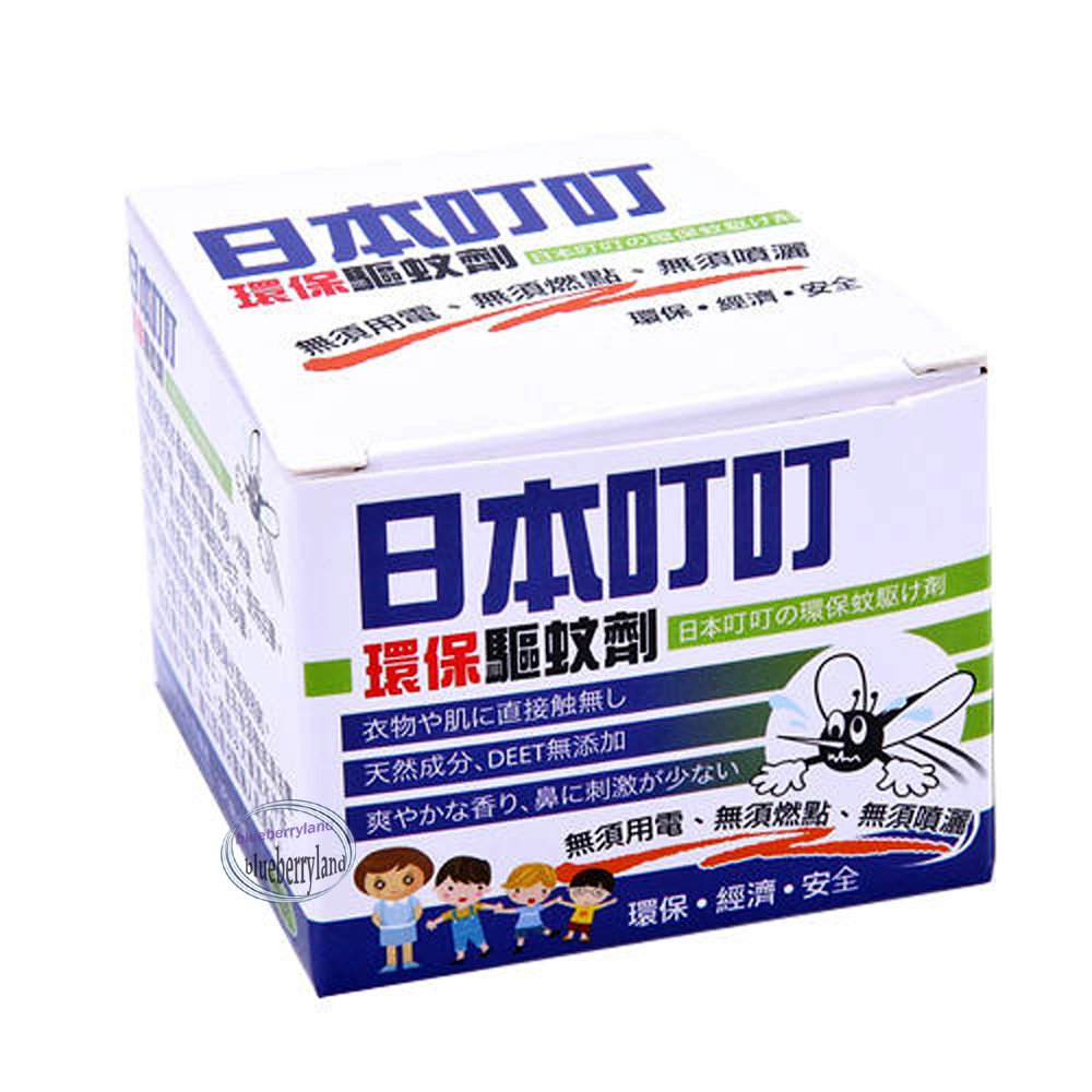 Japan Ding Ding Mosquito Repellent 35g ������天������液