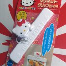 Japan Sanrio HELLO KITTY Magnetic Clip Kitchen Home Fridge memo holder